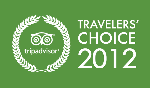 trip advisor travellers choice 2012