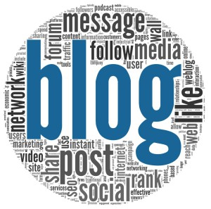 Blogging and your social media strategy