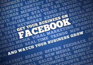 FAcebook for Business Training RedMatchstick by Suze Bouwer