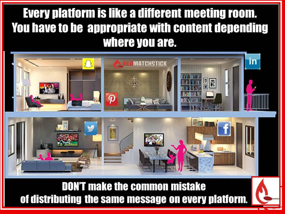 social-media-different rooms-Redmatchstick