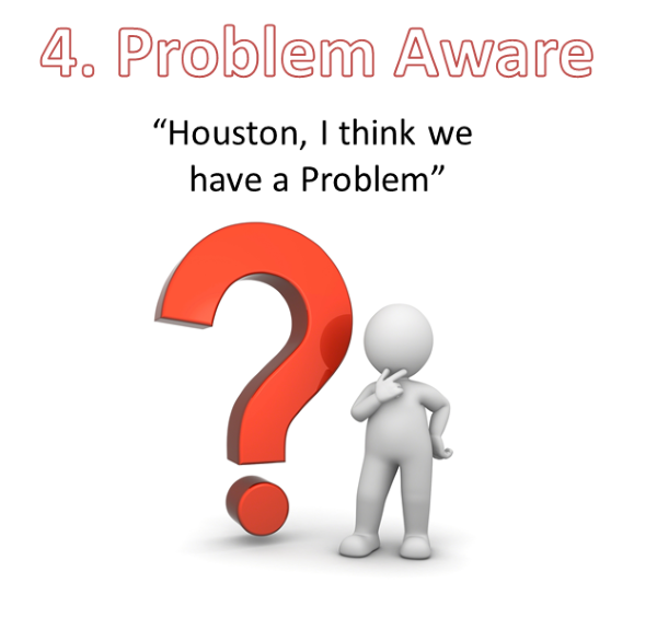 Marketing Messages that Convert - Levels of Awareness: 3. Problem Aware