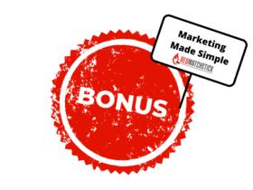 Free Redmatchstick DIY Marketing templates