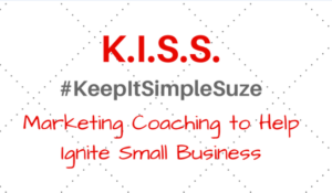 Facebook Community KISS - Keep it Simple Suze