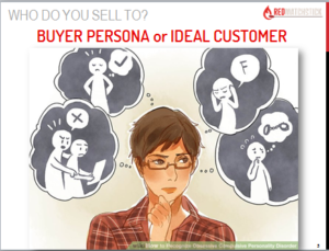 download Buyer Persona or ideal customer questionnaire