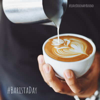 1 March #BaristaDay