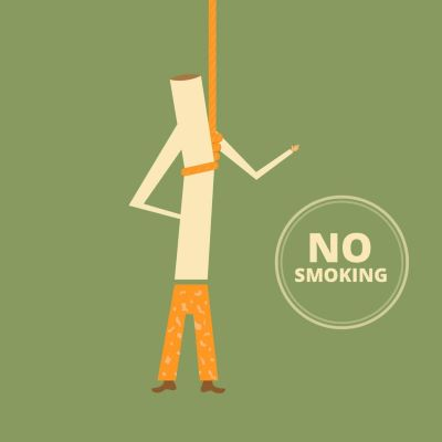 10 March No Smoking Day