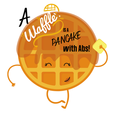 25 March Waffle Day