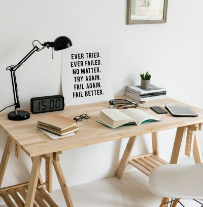 9 March Organize your Home Office Day